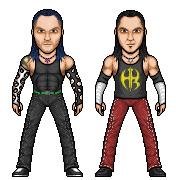 Hardy Boyz by hurriseether