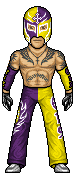 Rey Mysterio by hurriseether