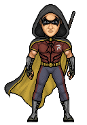 Robin by hurriseether