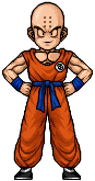 Krillin by hurriseether