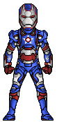 Iron Patriot by hurriseether