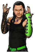 Jeff Hardy pixel art