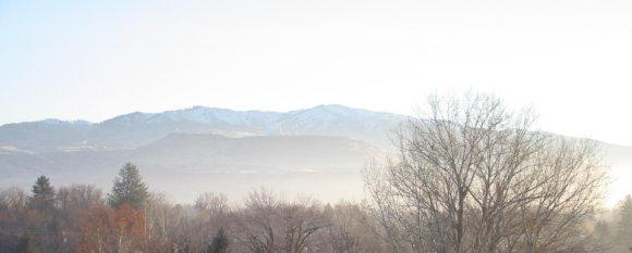 Boise Mist