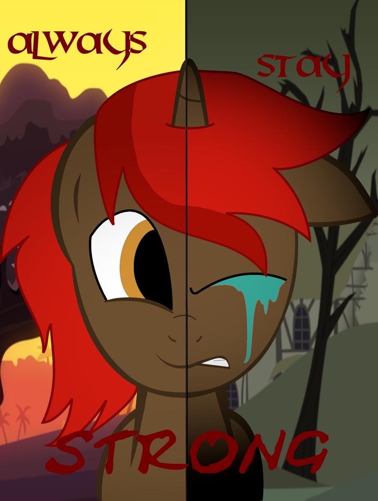 Two sides Fenrir Bloodmoon by 09mawes