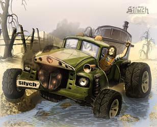 SteamCar by Silych