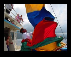 Sail Lowering