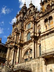 Cathedral- Santiago