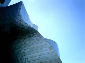 Guggenheim Bilbao by FamousBlueRaicoat