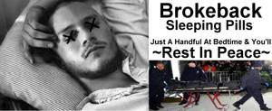 Brokeback Sleeping Pills by DETHCHEEZ
