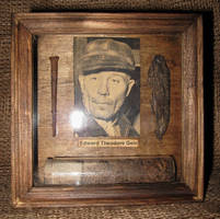 Ed Gein Relics 1 by DETHCHEEZ