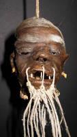 Rare Bald Shrunken Head Gaff 1 by DETHCHEEZ