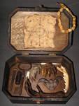 Skull Box VooDoo Spell Kit 2