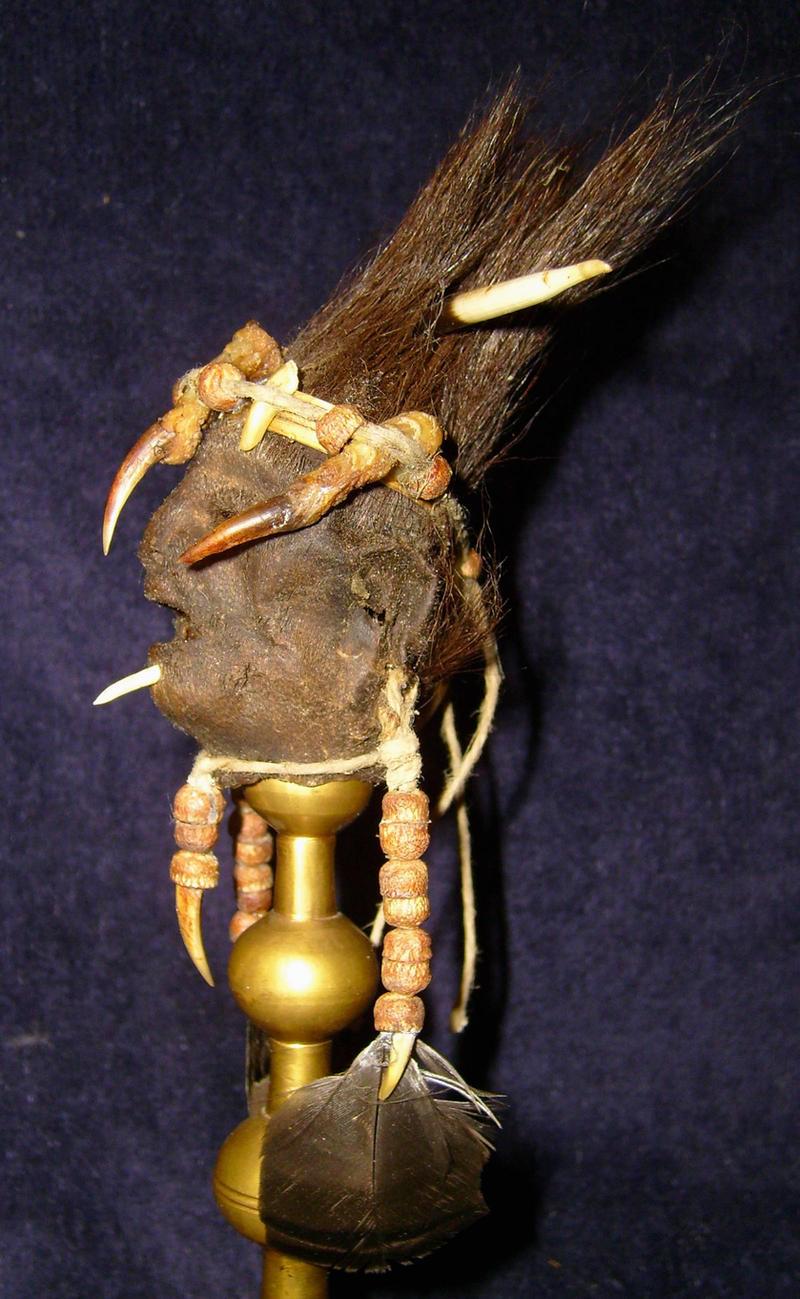 Pygmy Shrunken Head Gaff 7 by DETHCHEEZ