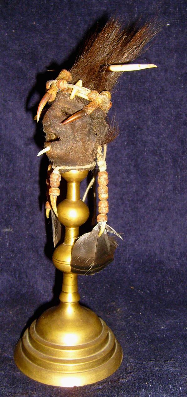 Pygmy Warrior Shrunken Head 6 by DETHCHEEZ