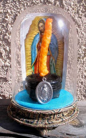 The Holy Virgin Mary Cheeto