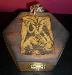 Satanic Altar Box 1