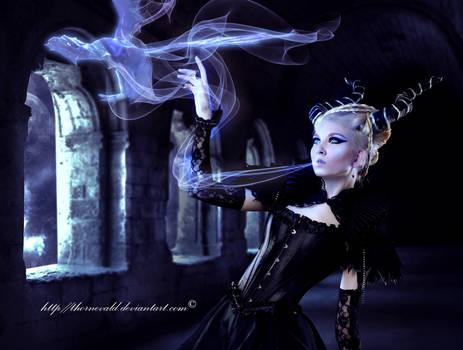 The black enchantress
