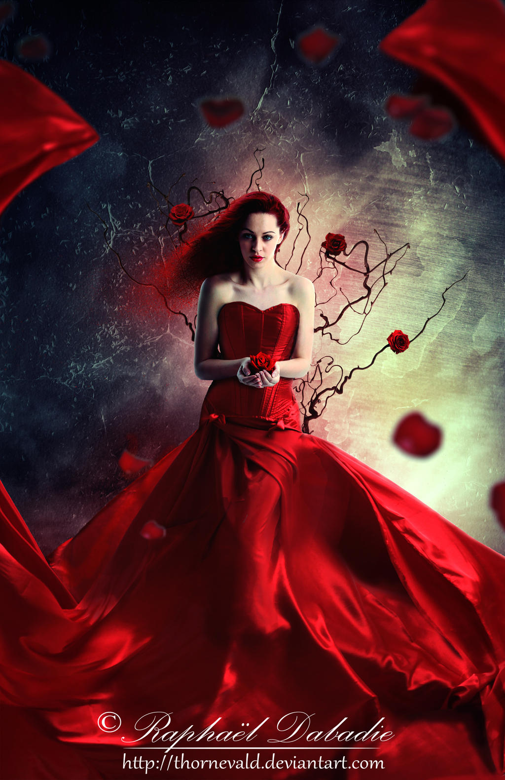Red passion by thornevald