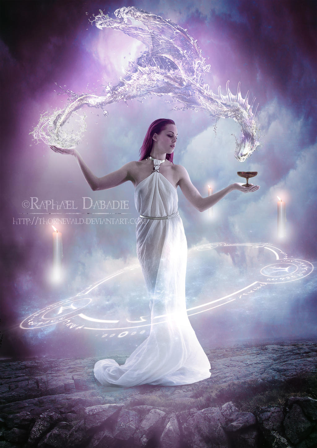 Xiv Temperance Balance Archangel Zadkiel: Temperance XIV By Thornevald On DeviantArt