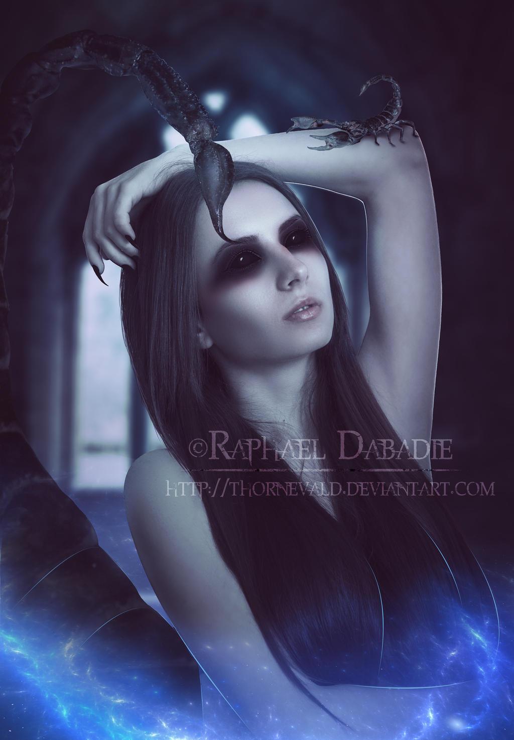 Lady Scorpio by thornevald