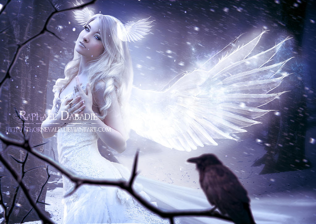 The Snow's Angel by thornevald