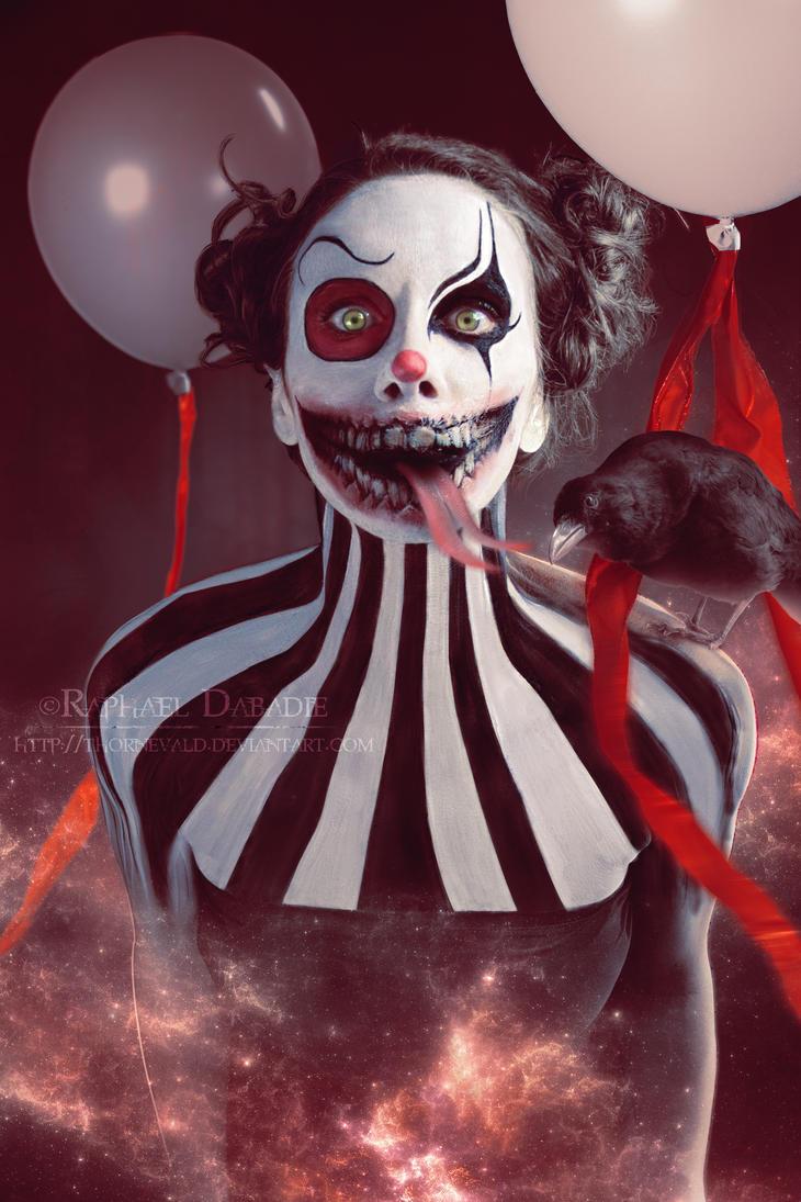 Gentil Clown by thornevald