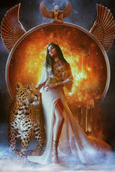 Cleopatre by thornevald