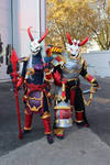 Kalista and Thresh Blood Moon - League of Legend's