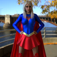 Super Girl 3 by ironhead333