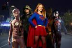 CW Justice League