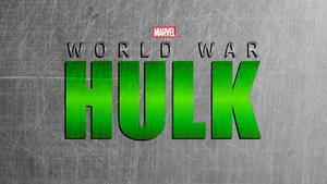 World War Hulk Fan Made Movie Poster