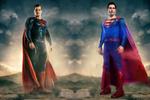 Supermen (Henry Cavil and Tyler Hoechlin)