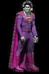 Cw Superman Bizarro Transparent