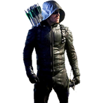 Green Arrow Transparent