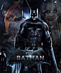 The Batman Movie Poster (updated title)