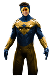 Armie Hammer Booster Gold Transparent