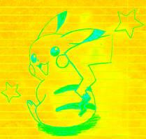 Pikachu by Itachi-Roxas