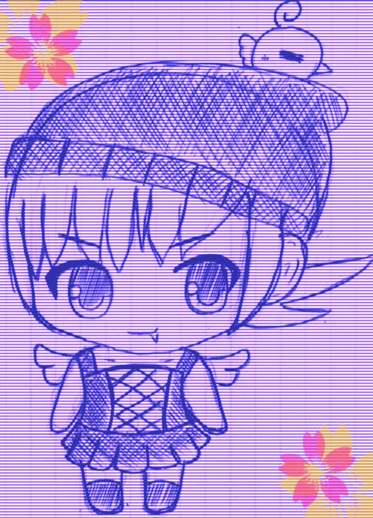 Chibi Ryuki 3 by Itachi-Roxas