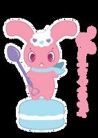 CottonCandy for CheshirePanda ::GIFT:: by Itachi-Roxas