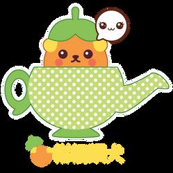 Citrus Tea Mameshiba ::GIFT::