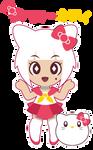 Hello Kitty Seifuku Gijinka ::GIFT::