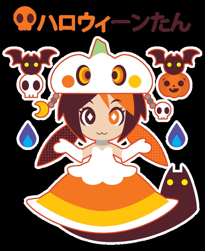 Halloween-Tan Princess ::CONT:: by Itachi-Roxas