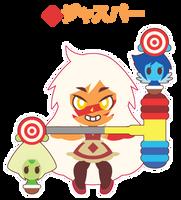 Chibi Meido Jasper by Itachi-Roxas