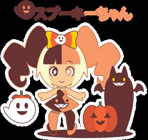 Spoopy-chan