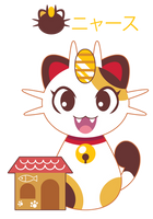 Meowth x Miss Fortune ::GIFT::