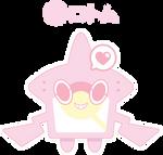Pastel Pink Dex!Rotom