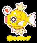 Chibi Shiny Magikarp