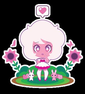 Chibi Pink Diamond