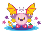 Pink Meta Knight ::RQ::
