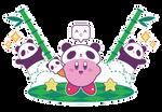 Kirby Panda Land ::GIFT::